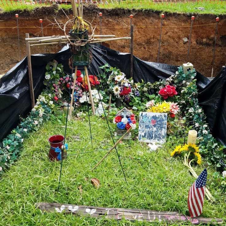 Allman grave